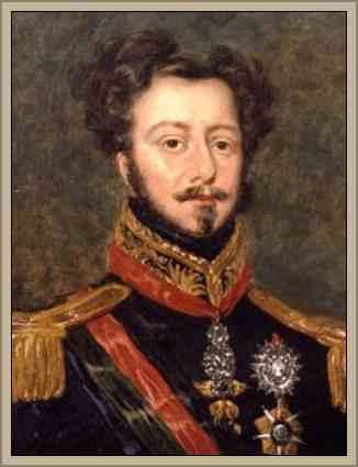 Pedro I de Brasil y IV de Portugal