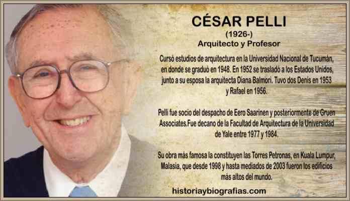 Biografia de Pelli Cesar Arquitecto Sus Obras Civiles Resumen – BIOGRAFÍAS  e HISTORIA UNIVERSAL,ARGENTINA y de la CIENCIA
