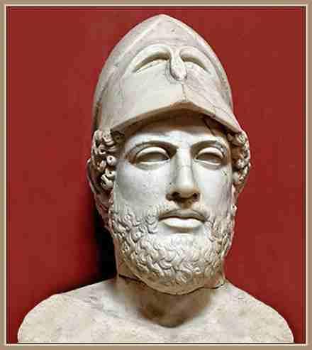 pericles biografia
