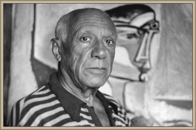 Pablo Picasso Artista