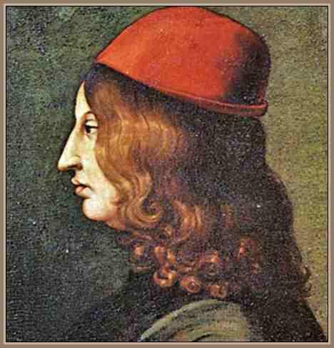 Biografia de Pico della Mirandola