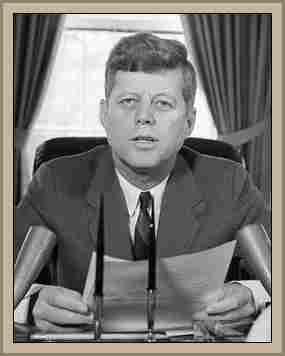Presidente John Kennedy