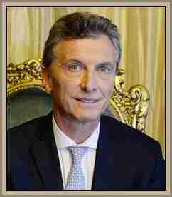 presidente argentino macri