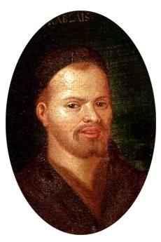 retrato de Rabelais