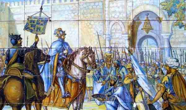 conquista de Toledo