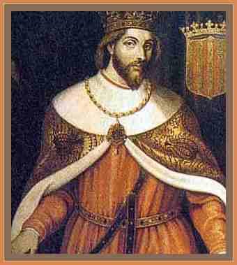 Jaime I el Conquistador.