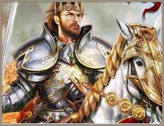 La Leyenda del Rey Arturo: La historia de Ginegra, Merlin y ...