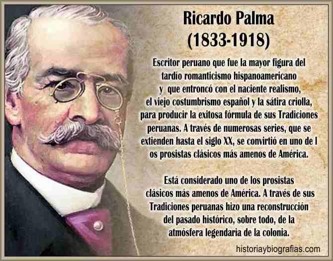 Biografia de Palma Ricardo