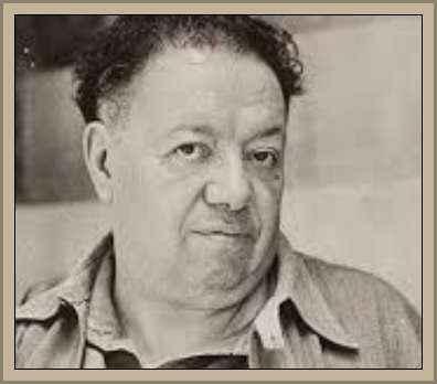 Diego Rivera amor de Frida Kahlo