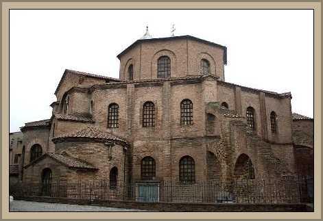 Basilica de San Vital Ravena