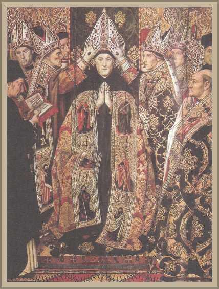 consagracion de san agustin
