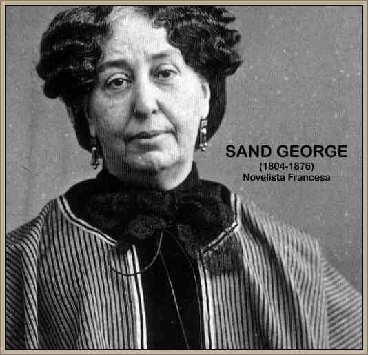 sand george novelista francesa