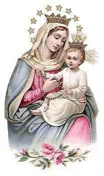 patrono de rosario en santa fe