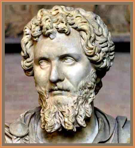 biografia de septimio severo emperador