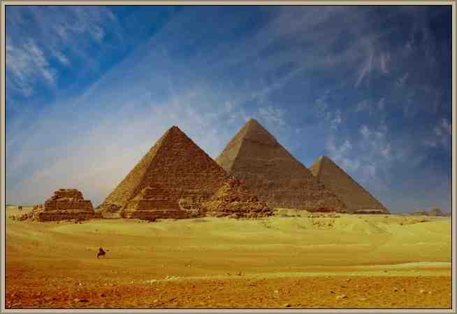 maravilla del mundo piramide de giza