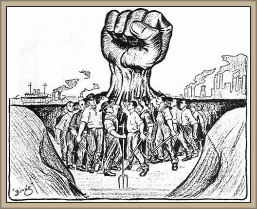 el sindicalismo mundial