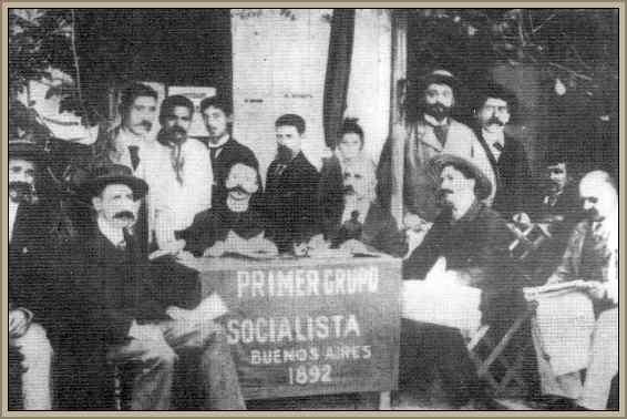 grupo socialista en argentina