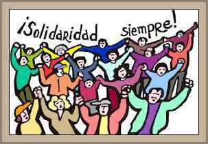 la solidarida de la sociedad