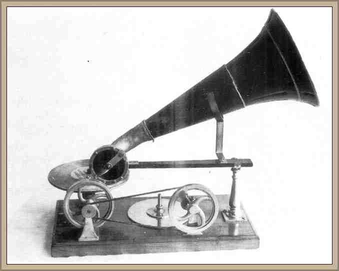 Gramoforo Historia de la Grabacion del Sonido Primeras Tecnicas de Registro