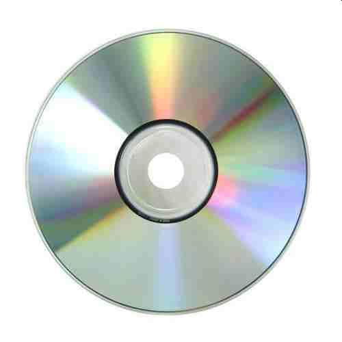 compact disk cd rom para almacenar audio