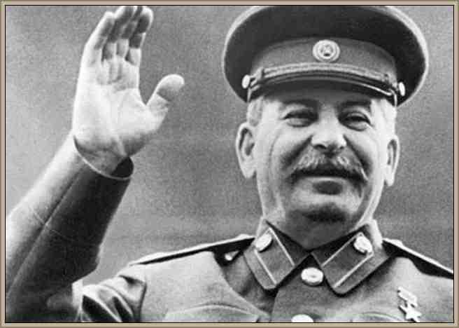 biografia de stalin josef