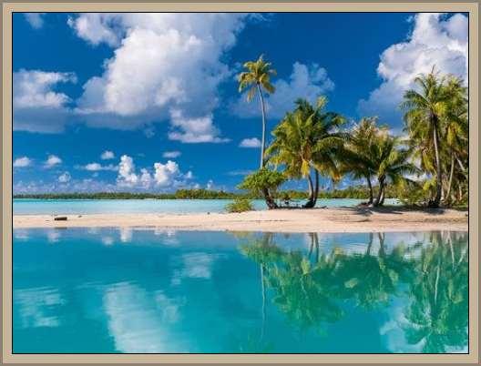 isla de la polinesia
