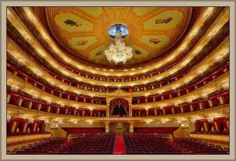 historia teatro Bolshoi