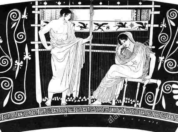 telar griego
