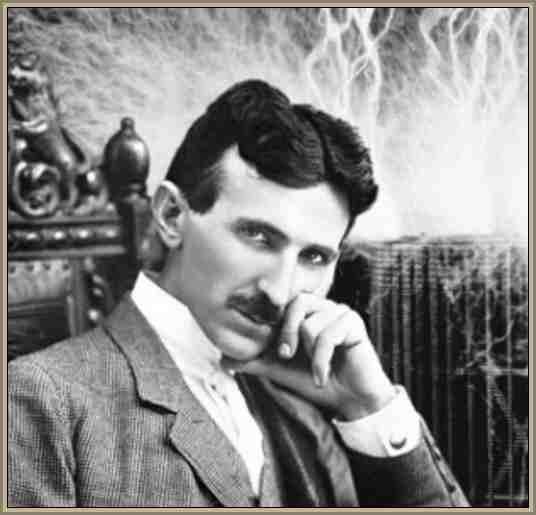 Tesla Nikola Biografia