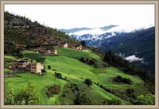 imagen del tibet
