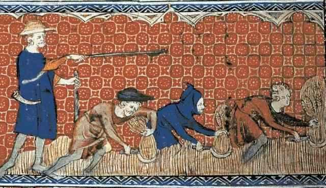 señor feudal dueño de la tierra en la edad media