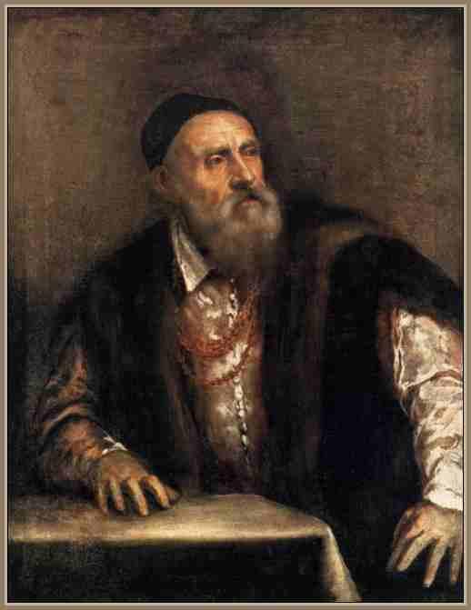 Tiziano Pintura