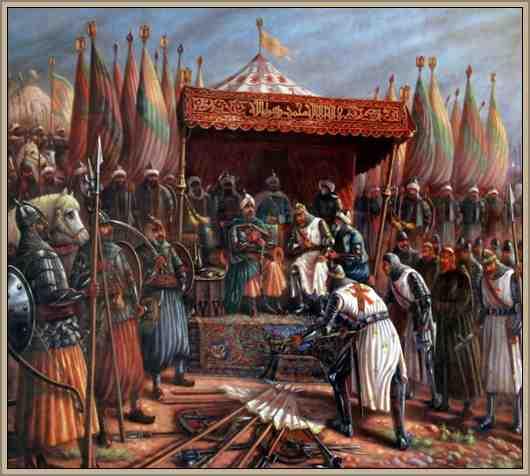 la toma de jerusalen por musulmanes