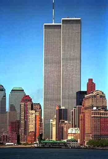 torres gemelas antes del ataque