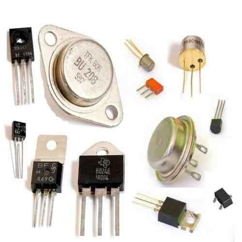 imagenes de los primeros transistores