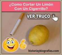 imagen truco limon