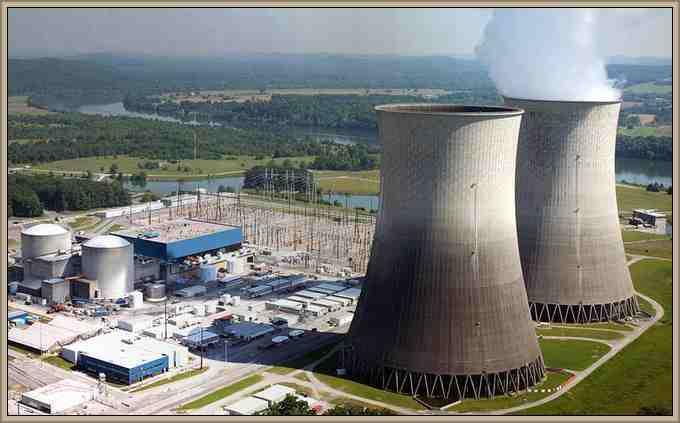 uso energia nuclear
