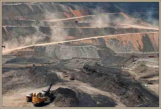 uso en mineria de la enrgia nuclear