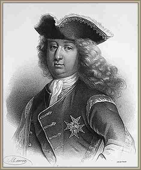 Biografia Duque de Vendome Luis Jose