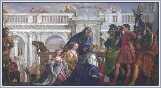 Biografia de Paolo Caliari El Verones Obra del Pintor Renacentista