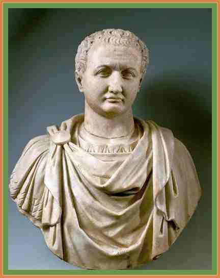 Biografia de Vespasiano Emperador de Roma
