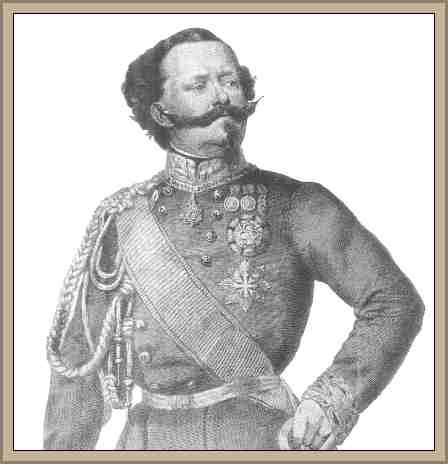 Rey de Italia VIctor Manuel II