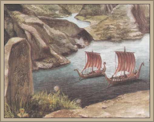Vida de los Vikingos Origen,Costumbres,Armas,Vestidos