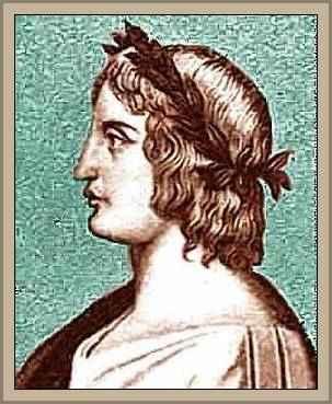 Poeta romano virgilio