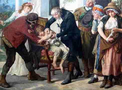 vacunacion de la viruela
