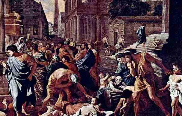 epidemia de viruela en la antiguedad