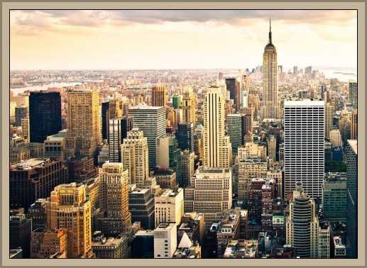 Vista actual de New York