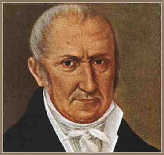 Biografia de Volta Inventor de la Pila Electrica – BIOGRAFÍAS e ...