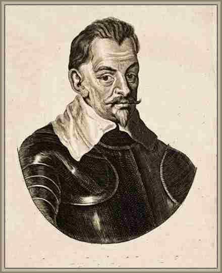 Biografia de Wallenstein  Albrecht  Von