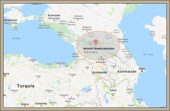 region del caucaso con alta longevidad